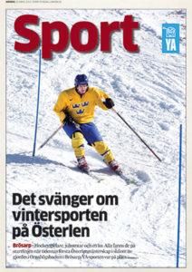 Österlenmästerskap i slalom 2013.