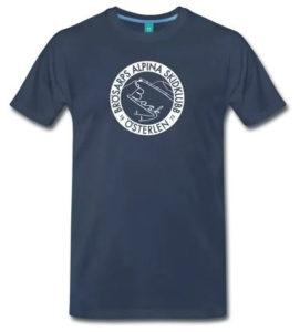 Det finns gott och olika tröjor och motiv i BASK-butiken.